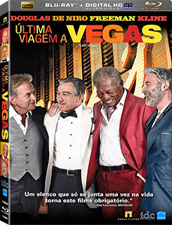 Última Viagem a Vegas (2013) Torrent BDRip Bluray 1080p 5.1 + 720p Dublado