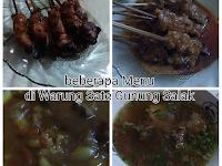 Sate Gunung Salak | Kuliner Primadona Kecamatan Cijeruk