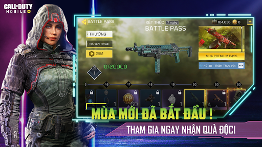 Call Of Duty: Mobile VN  screenshots 6
