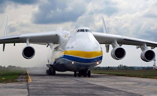 Largest cargo plane in the world