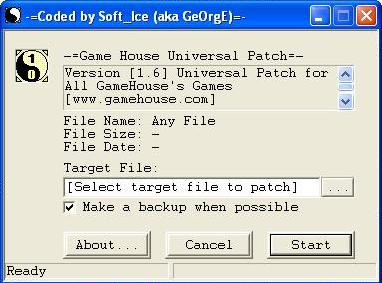 Download Patch untuk semua game house