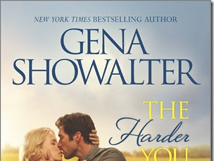Review: The Harder You Fall (The Original Heartbreakers #3) by Gena Showalter