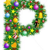 stock-vector-letter-p-christmas-tree-decoration-part-of-a-full-set-alphabet-7027603.jpg
