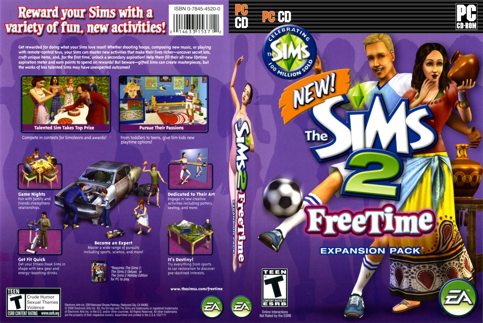 The sims 2 freetime 28pc 29 2.