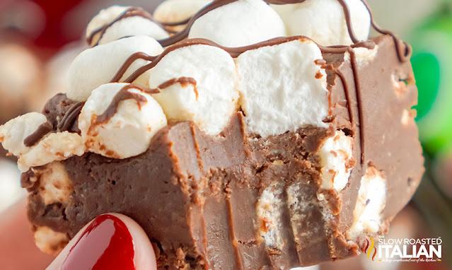 fudge recipe with marshmallows