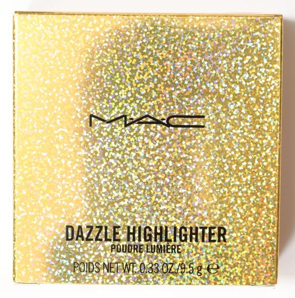 DazzleRedDazzleHighlighterMAC