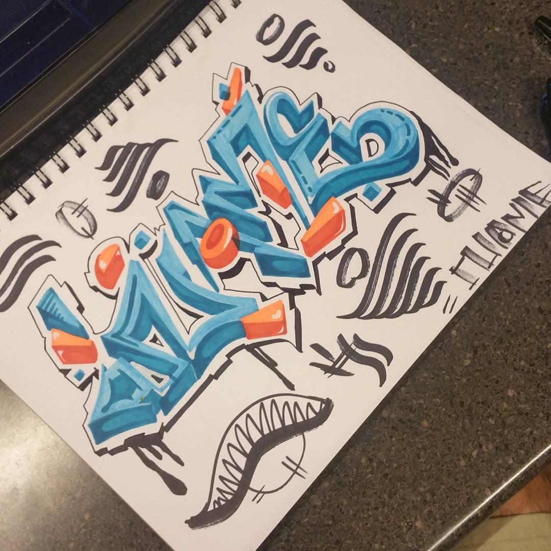 dibujos-lapiz-graffitis461