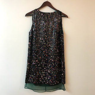 ÖHLIN/D Beaded Dress