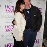 OIC - ENTSIMAGES.COM - Vicki Michelle and Michael Beurk MediaSkin Gifting Lounge at Salmontini London 19th January 2015Photo Mobis Photos/OIC 0203 174 1069