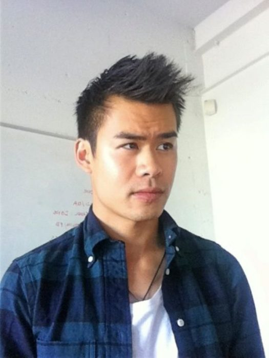Asian Men Hairstyles For 2018-2019 1