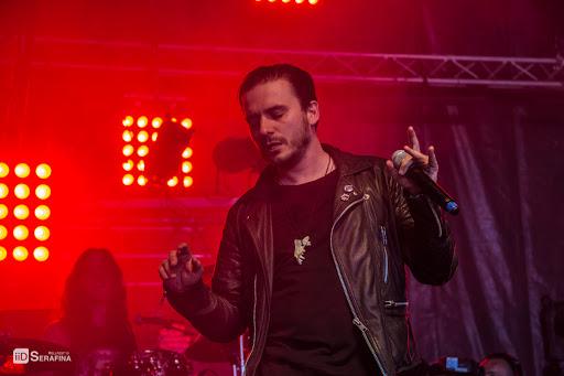 Grave Pleasures au Hellfest 2015