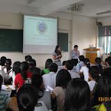 "Foreign Trade University - Hoang Nghiep - EDS: Seminar ""EQ Leadership"" Afternoon 13.Jan.2010"