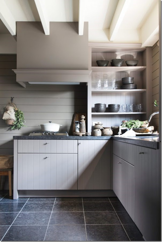 Country-chic nordico: eleganza contemporanea
