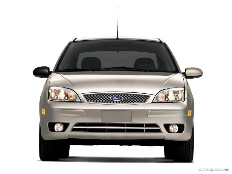2006 ford focus sedan manual