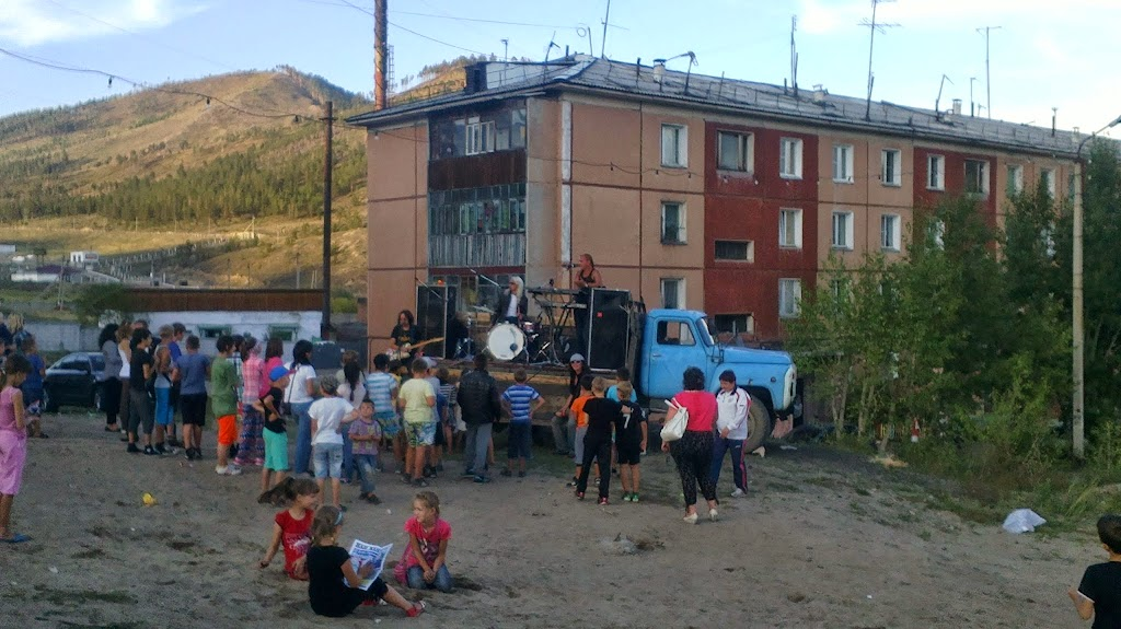 Аттракцион Воронова, Байкал, Улан-Удэ, Гусиноозёрск, Гастроли. Лето 2014 (2)