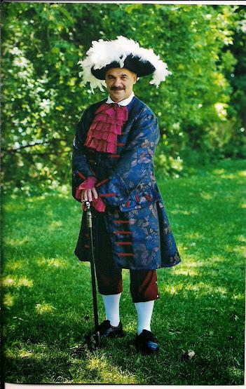 costume xviii siècle