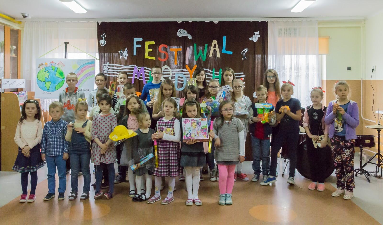 Festiwal Młodych Talentów, 27 kwietnia 2017
