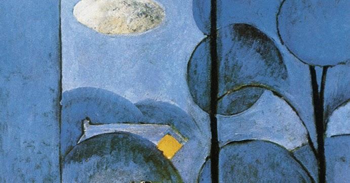 Testclod la fen tre bleue for Henri matisse fenetre