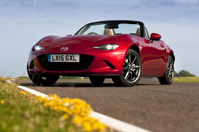 New MX-5 with same appeal
