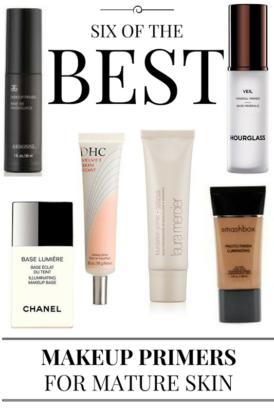 Best Primers For Mature Skin