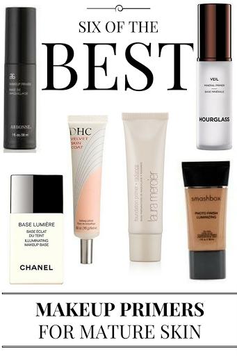 Best makeup for 50 skin