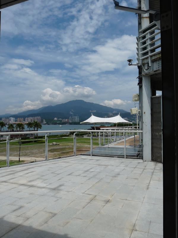 TAIWAN. Taipei.Danshui et en face, Bali - P1120086.JPG