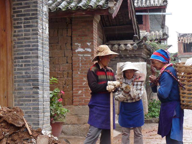 Chine . Yunnan.SHA XI 2 et retour à Lijiang - P1250408.JPG