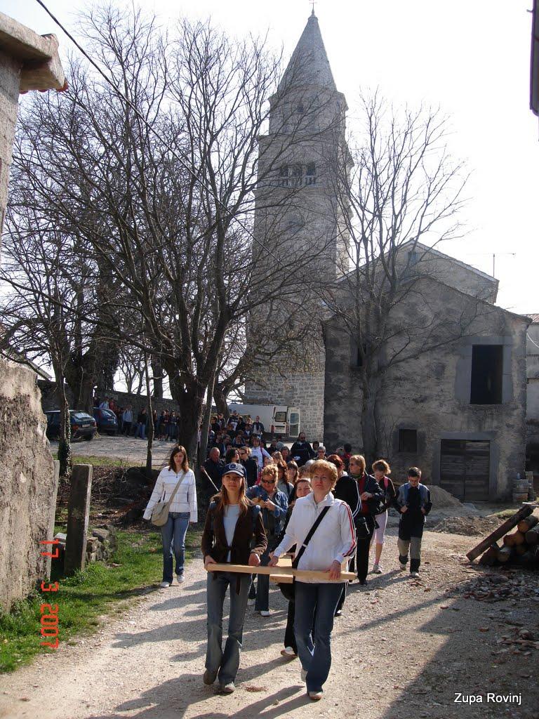 Križni put, Stazom sv. Šimuna, Gračišće - DSC02094.JPG