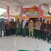 Bersama Danrem 084 Brawijaya, Wabup Nyai Eva Kampanyekan Cara Lawan Covid-19 di TMMD Ke-110