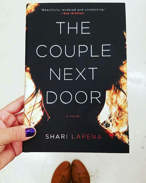 The Couple Next Door Shari Lapena A Day In The Life