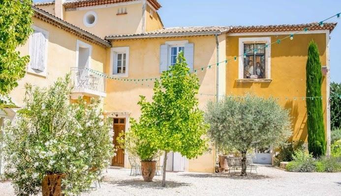 Un favoloso bed and breakfast nelle vicinanze di Avignone