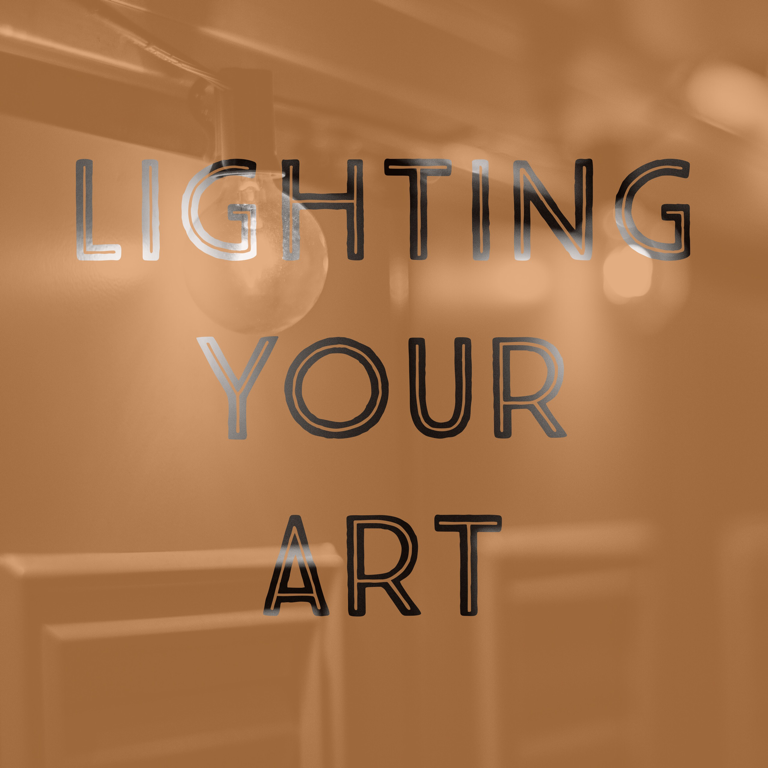 lighting for artwork