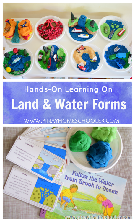 Hands-On Learning: Land and Water Forms