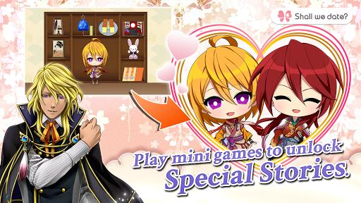 Ninja Shadow - otome game/dating sim 1.5.8 DreamHackers 5