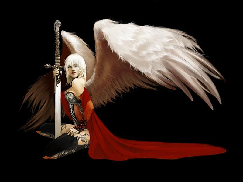 Angel Of Sword, Angels