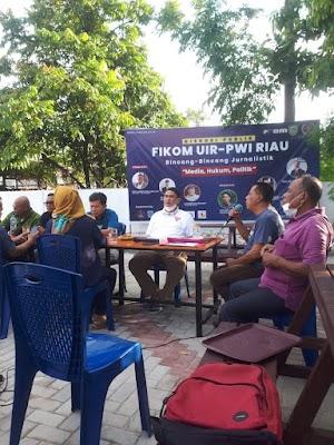 Kepengurusan PORDI Riau Terbentuk, Zulmansyah : Wadah Silaturahmi dan Happy-Happy