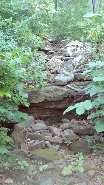 AR, Hiking, Fayetteville, Mt Sequoyah