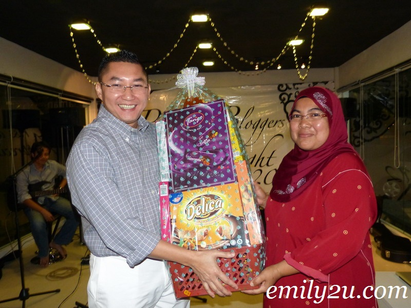 Institut Darul Ridzuan Press and Bloggers Appreciation Night 2012