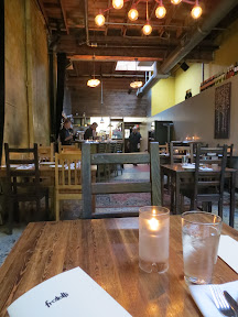Fratelli restaurant, simple Italian, Pearl district, rustic Italian