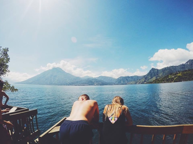 Guatemala, Border crossing, travel blog, travelsandmore, lake atitlan