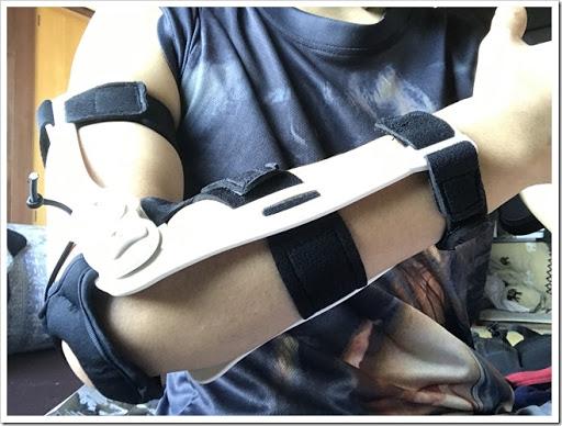 IMG 1365 thumb%25255B2%25255D - 【ガジェット】遂に出た!ARMORE™ ARM EXERCISERレビュー!その見た目は外骨格?それとも大リーガー養成ギブス?