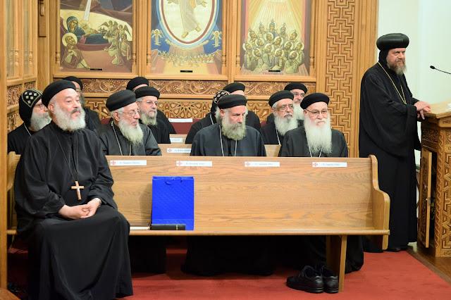 His Holiness Pope Tawadros II visit to St. Mark LA - DSC_0246.JPG