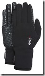 RAB Powerstretch Grip Gloves