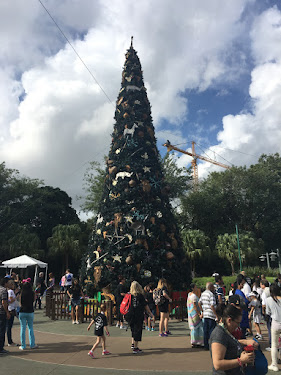 Christmas Day at Animal Kingdom