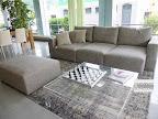 divano TAOS  Saba con pouff uso penisola, visibile nell'esposizione di Zogno Bergamo.JPG