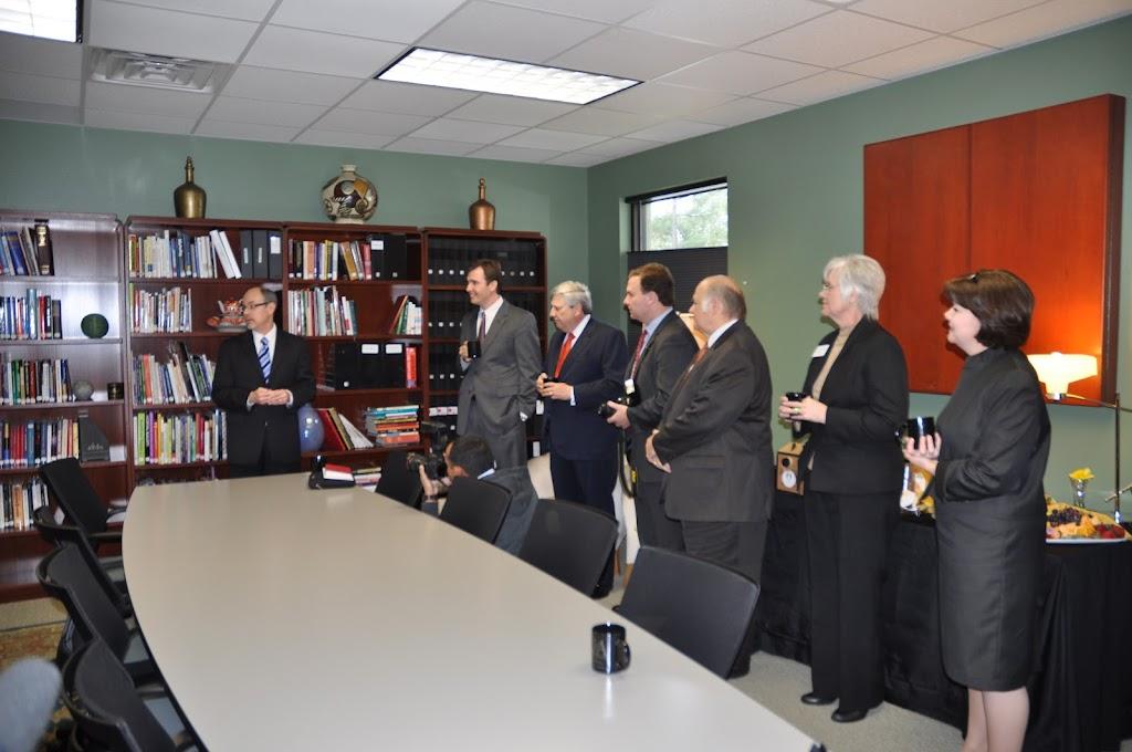 U of A System President Dr. Donald Bobbitt Visit - DSC_0182.JPG