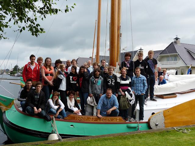Zeilen met Jeugd met Leeuwarden, Zwolle - P1010342.JPG