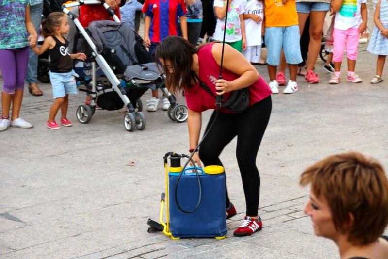 Festa infantil i taller balls tradicionals a Sant Llorenç  20-09-14 - IMG_4226.jpg