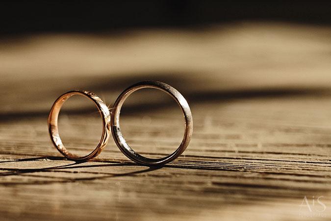 Alianzas de boda originales