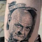 leg - tattoos for men